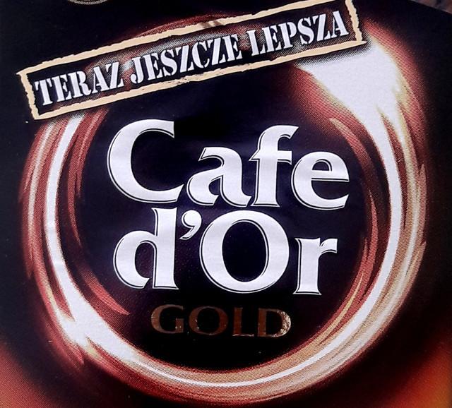 Кава Cafe d'or