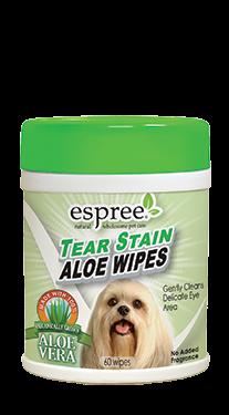 Espree Tear Stain Wipes 60 шт  - салфетки для очищения загрязнений под глазами