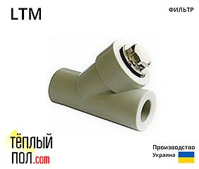 """""""Фильтр, матер.полипропилен, 25 марки LTM (произв.Украина)"""""""