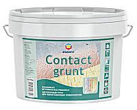 Грунт с кварцевым песком ESKARO CONTACT GRUNT адгезионный 12кг