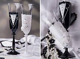 Свадебные бокалы  Б-405