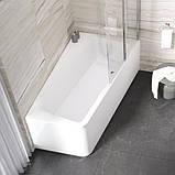 Фронтальна панель для ванни Ravak 10° 160 L, фото 2