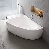 Подголовник для ванны Ravak LoveStory II(серый), фото 2