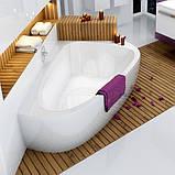 Подголовник для ванны Ravak LoveStory II(серый), фото 3
