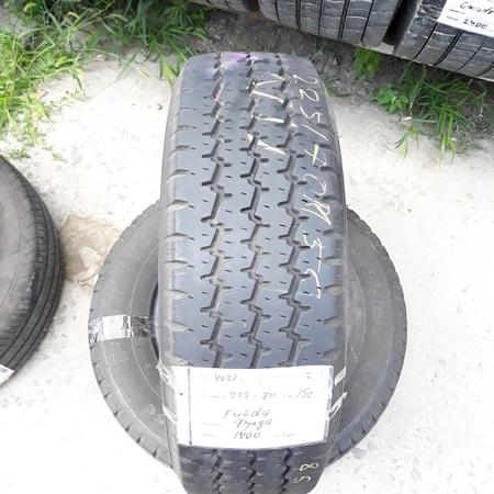Бусовские шины б.у. / резина бу 225.70.r15с Fulda ConveoTour Фулда
