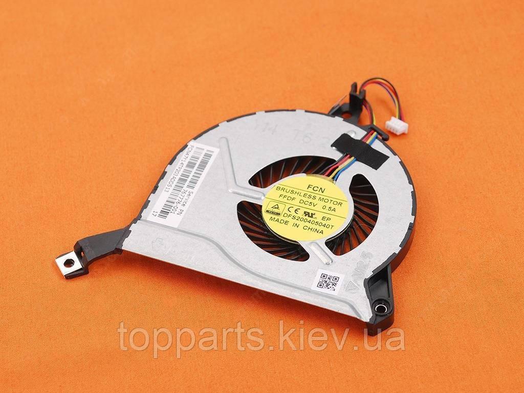 Вентилятор для ноутбука HP Envy 15-K Series, Pavilion 15-P Series (MF6