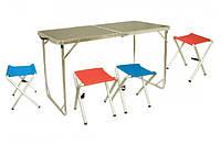 Комплект мебели  (4+1.) Стол и 4 стула