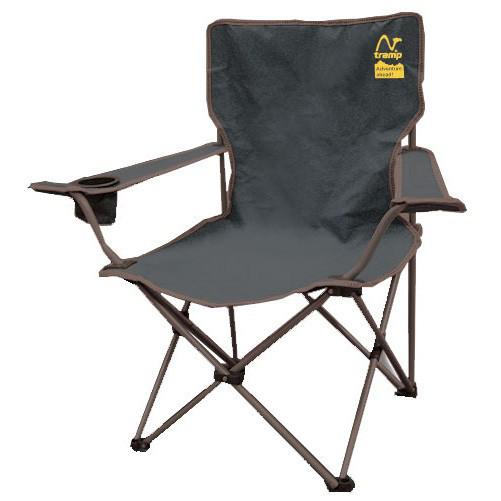 Tramp Кресло раскладное с подлокотниками и подстаканником TRF-019