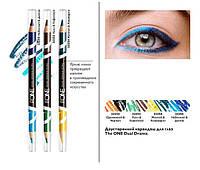 Двусторонний карандаш для глаз Oriflame The ONE Dual Drama