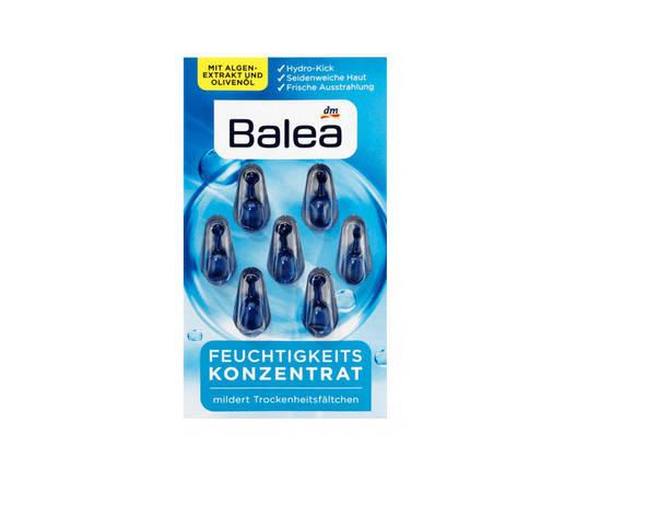 Капсулы для лица Balea Konzentrat Feuchtigkeit  7шт, фото 2