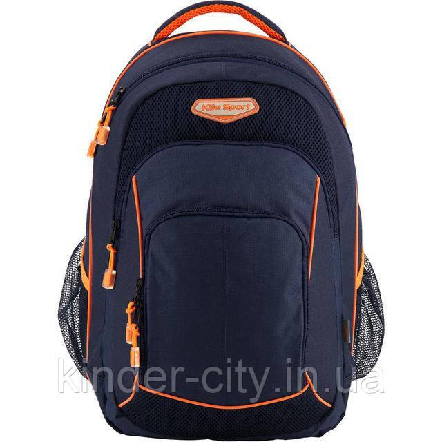 Рюкзак школьный ортопедический для мальчика  KITE K18-814L SPORT Недорого