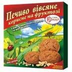 Печенье Овсяное фруктозное
