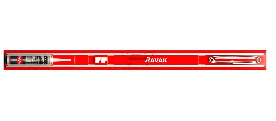 Универсальный монтажный набор для декоративных планок Ravak