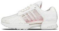 Мужские кроссовки Adidas Climacool 1 (в стиле Адидас Климакул) белые