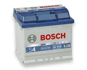 Автомобільні акумулятори BOSCH