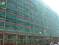 Сетка фасадная для строительных лесов 70% 2х100м «SOMBRA», фото 1