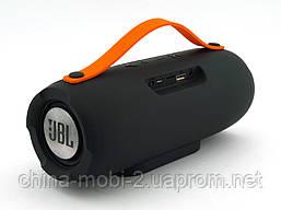 JBL Charge E13 10W копия Explorer, блютуз колонка с МП3 и ФМ, серая, фото 2