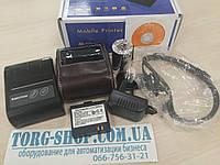 Портативный чековый принтер SPARK RP02 BU, фото 1