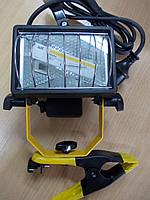 Прожектор ИО 150КЛ галогенный черный, фото 1