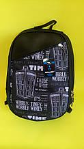 Рюкзак городской черный 018R