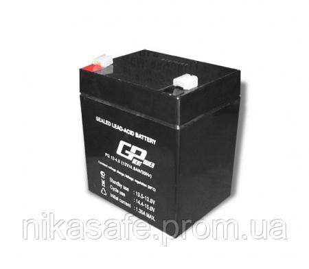 Батарея аккумуляторная 12V 2,2Ah GT Power - NIKA в Херсонской области