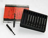 Сверло твердосплавное 1,7 мм, ВК-6М (монолитное), 30/10 мм, утолщ. ц/хв (3,15 мм)., фото 5