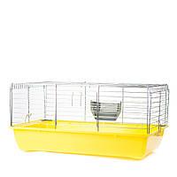 Клетка для кролика InterZoo Rabbit 80 Zinc Folding G153 (780*480*375 мм)