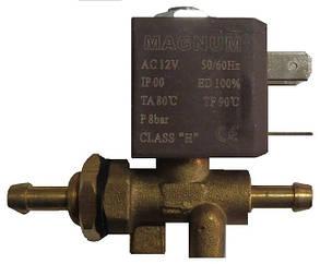 Клапан отсекатель газа для полуавтомата 12V DC