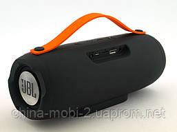 JBL Charge BoomBox E13 10W копия Explorer, блютуз колонка с МП3 и ФМ, Malta красная с синим, фото 3
