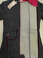 Пайта на флисе для девочек оптом, Sincere, 8-16 лет., арт. FE-234, фото 5