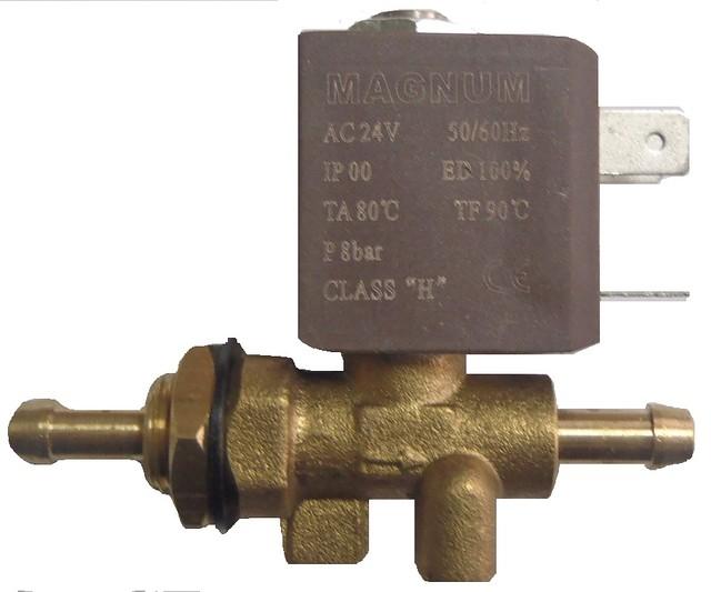 Клапан отсекатель газа для полуавтомата 24V DC