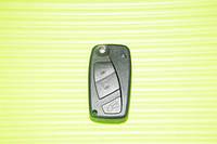 Корпус выкидного ключа для Peugeot Boxer (Пежо Боксер) - 3 кнопки