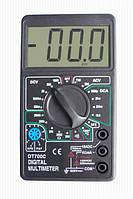 Мультиметр DT 700C (со звуком+температура)