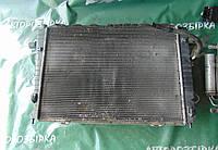 Б/у радиатор основной охлаждения Хюндай Туксон Hyundai Tucson 2.0 Hyundai Tucson 4WD Хундай с 2004 г. в.