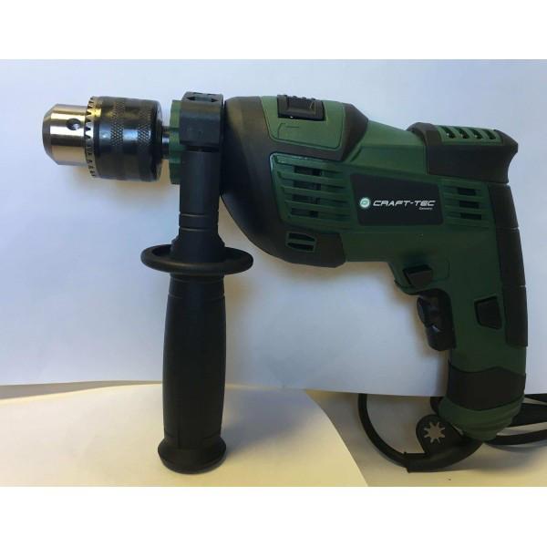 Дриль електрична Craft-tec PXID243 900 Вт. Крафт-Тек