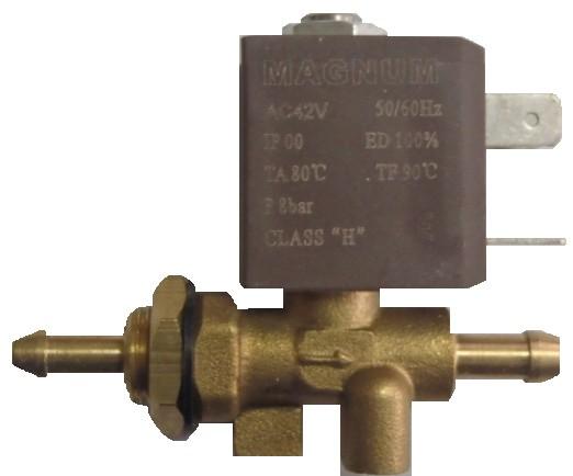 Клапан отсекатель газа для полуавтомата 42V AC (24 DC)