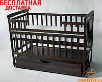 Детская кроватка Deson DREAM Венге, фото 1