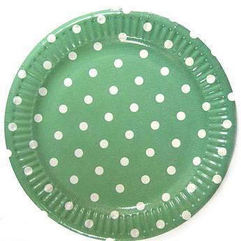 Тарелка Горох на мятном