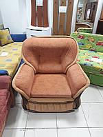 Кресло-кровать б/у, кресло со спальным местом б/у, фото 1