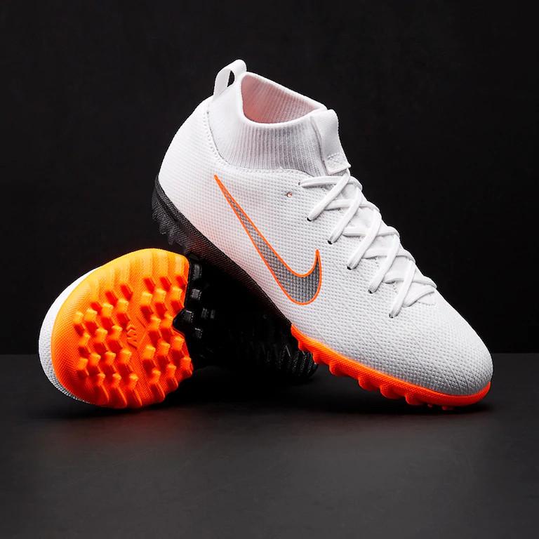 064b784d Детские Сороконожки Nike MercurialX SuperflyX 6 Academy GS TF AH7344-107  (Оригинал) -