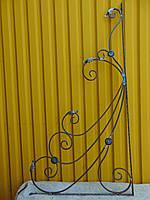 Кованый узор на двері Е-8, фото 1