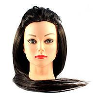 Манекен навчальний для перукарів ( штучний) Каштан 45-50 см