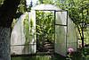 Теплиця Люкс 3х6х2м з полікарбонатом GreenHouse Nano 8 мм, фото 2