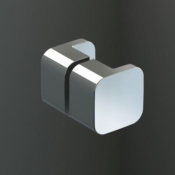 Душевая кабина  Ravak Brilliant BSDPS 120/90 L хром+transparent