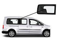 Боковое стекло длинная база заднее правое Volkswagen Caddy 2004-2015