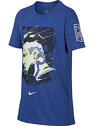 Детская Футболка  Nike Neymar Dry Tee Hero 909860-480 (Оригинал)