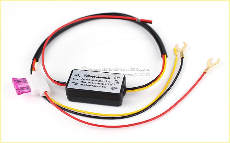 Контролер протитуманних фар DRL 12-18 В