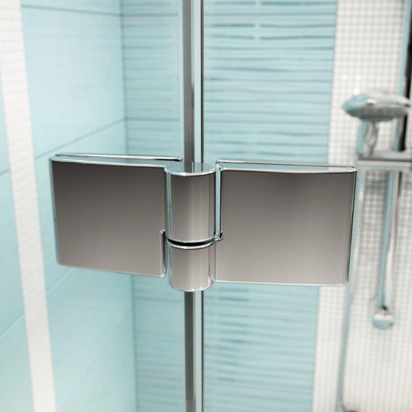 Душевые двери Ravak SmartLine SMSD2-110 A-L  хром/прозрачное левая