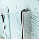 Душевые двери Ravak SmartLine SMSD2-110 A-L  хром/прозрачное левая, фото 3