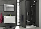 Душевые двери Ravak SmartLine SMSD2-110 A-L  хром/прозрачное левая, фото 4